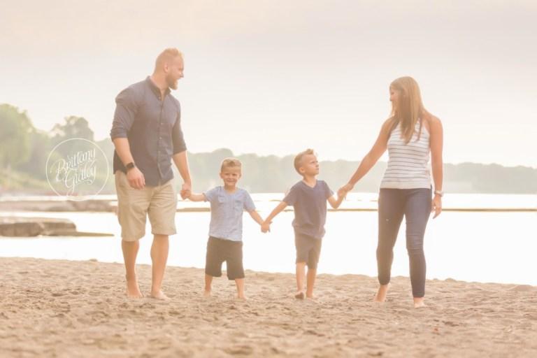 Cleveland Photographer | Huntington Beach | Cleveland Ohio Beach Photography