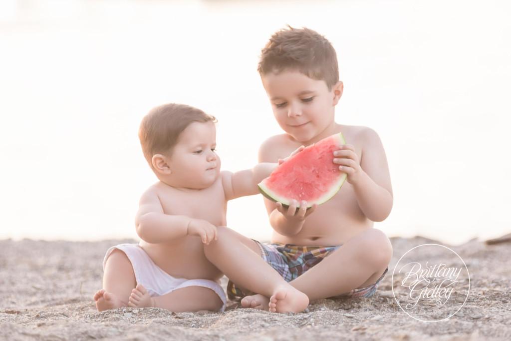 Hudson 6 Months | Huntington Beach Photo Shoot