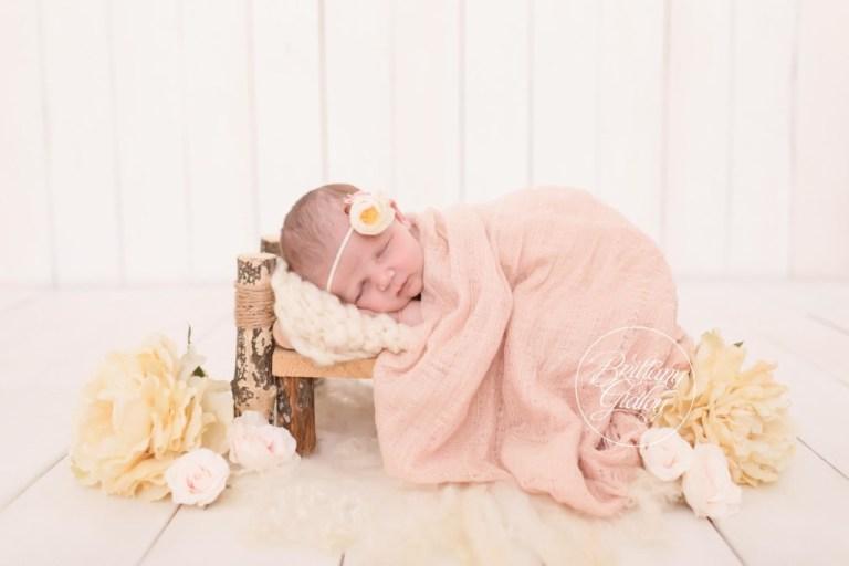 Newborn Inspiration | Start With The Best | Brittany Gidley Photography Cleveland Ohio | Celebrity Newborn Photographer