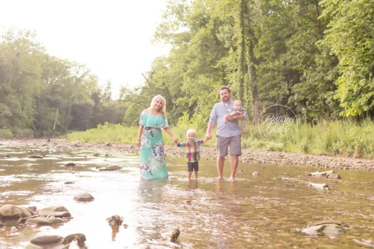 Cleveland Metroparks Brecksville Reservation | Family Photos