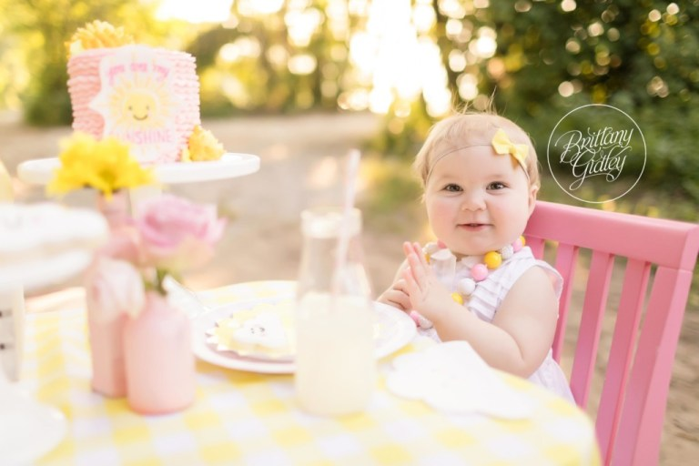 You Are My Sunshine | Dream Session | Photo Shoot | First Birthday