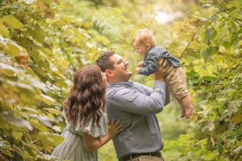 Medina Baby Photographer | Emerson 12 Months