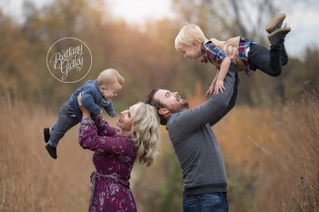 Akron Family Photographer | Nash 9 Months | Nature Realm