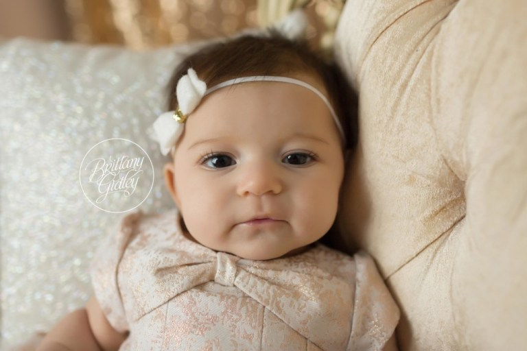 2 Month Old Josie | Best Baby Photographers | Cleveland Ohio Baby Photography | Itty Bitty Babies