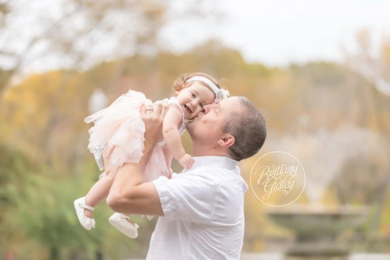 Brecksville Baby Photography | Italian Garden | Cultural Gardens Cleveland