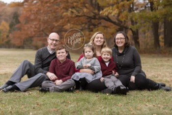 Pittsburgh Family Photographer | The Meyers Family