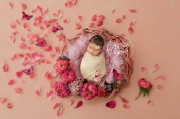 Pepper Pike Newborn Photographer | Introducing Maggie