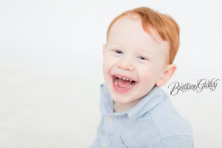 Amelia & Sawyer 12 Months | 12 Month Photo Shoot | Ohio Photographer