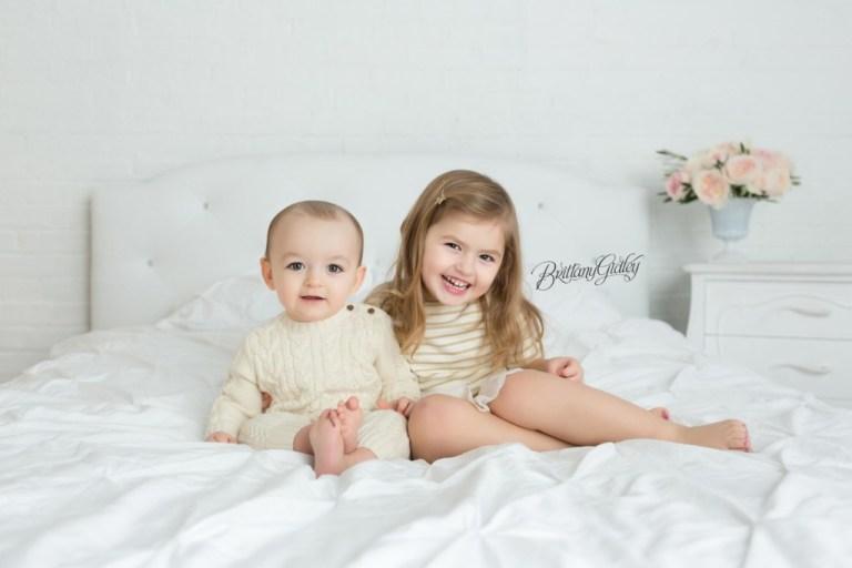12 Month Baby Photographer | Ohio Photographer | Sam 12 Months