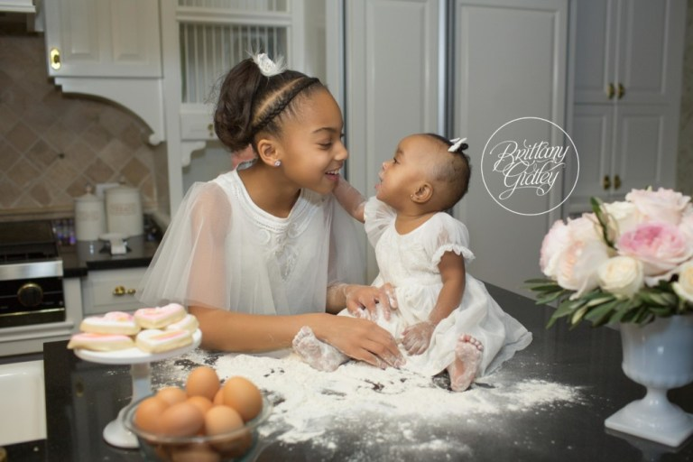 Love Is The Secret Ingredient Dream Session | Dakota 12 Months | Celebrity Baby Photographer