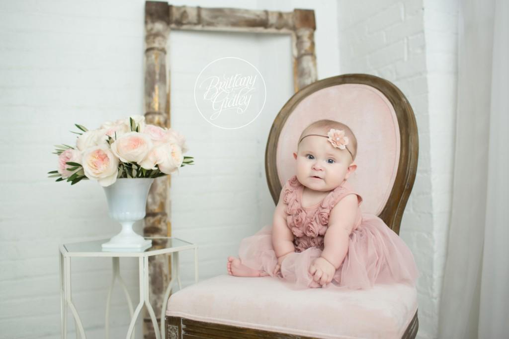 Westlake Baby Photographer   Evelina 6 Months