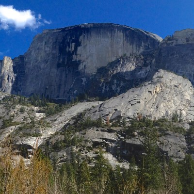What Hiking Yosemite Taught Me about Friluftsliv