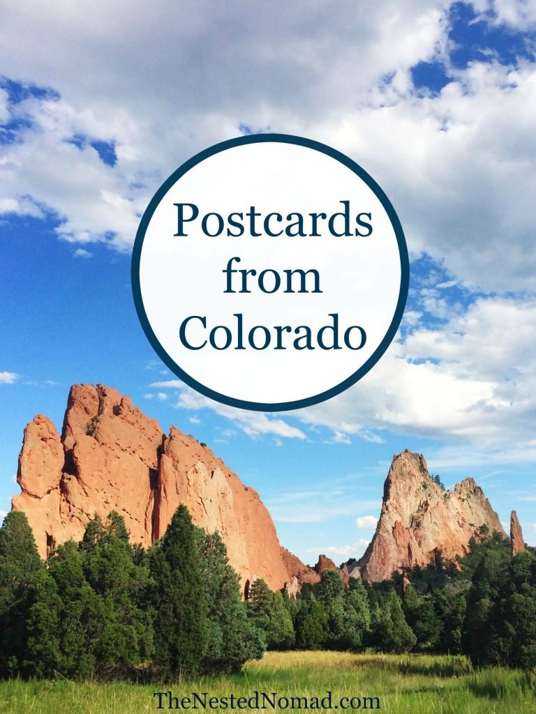 Colorado is a seriously postcard-worthy destination. Explore a few photos and stories about one traveler's time in the mountains.
