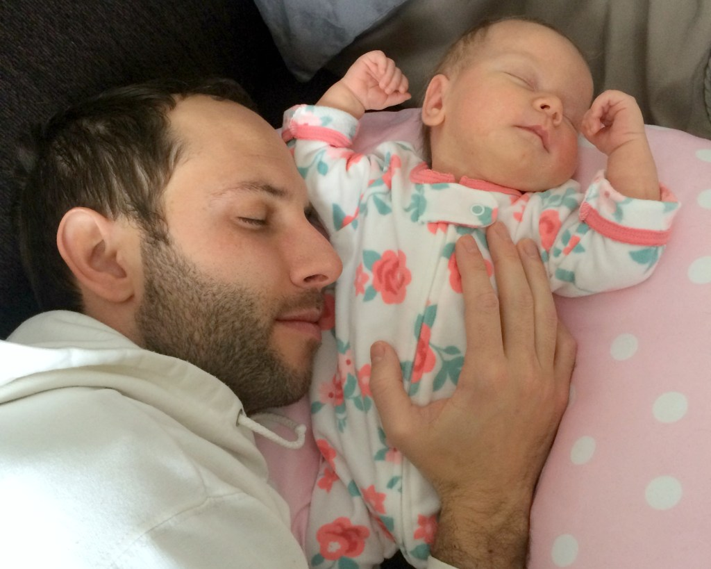 7 ways to include dads in the newborn phase 2