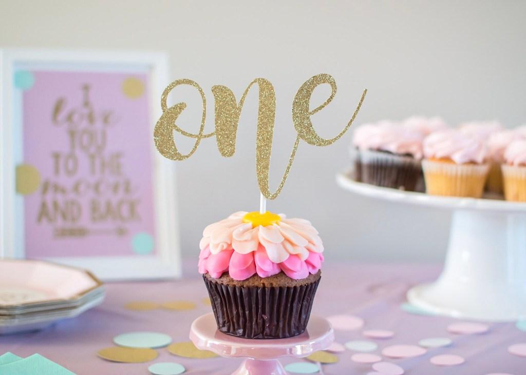 a sorta simple first birthday 6