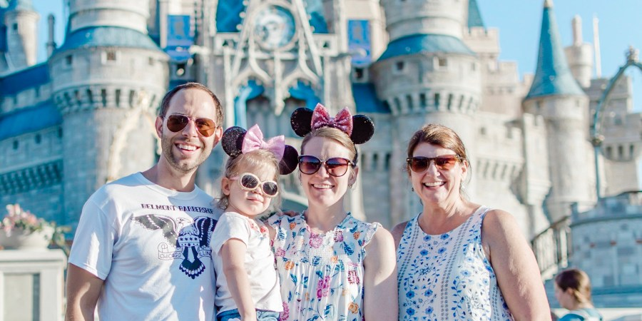 15 Tips for Doing Disney World with a Toddler