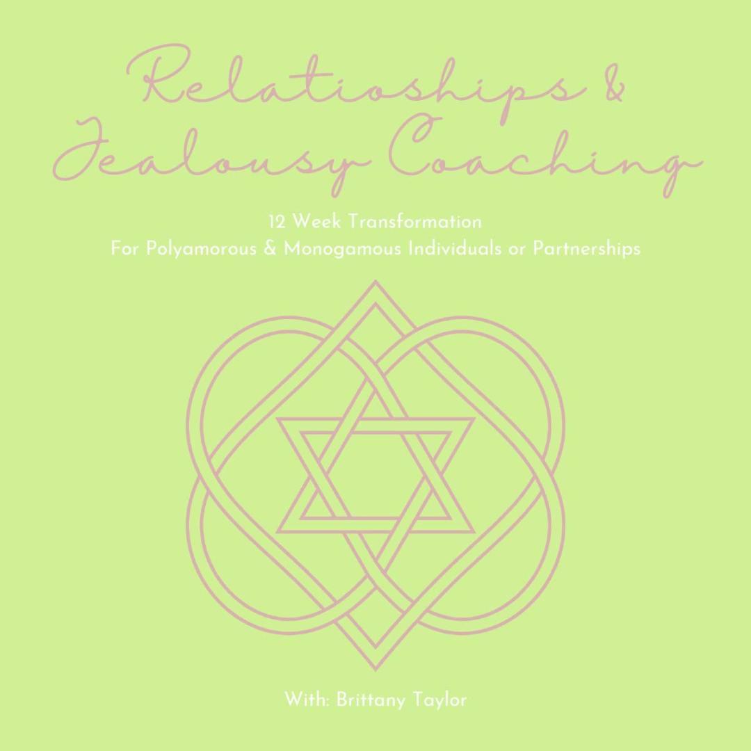 6 Week Relationships & Jealousy Coaching Graphic