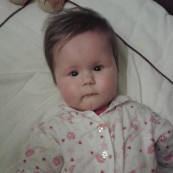 FEBRUARI 2013 - goedemorgen meisje!