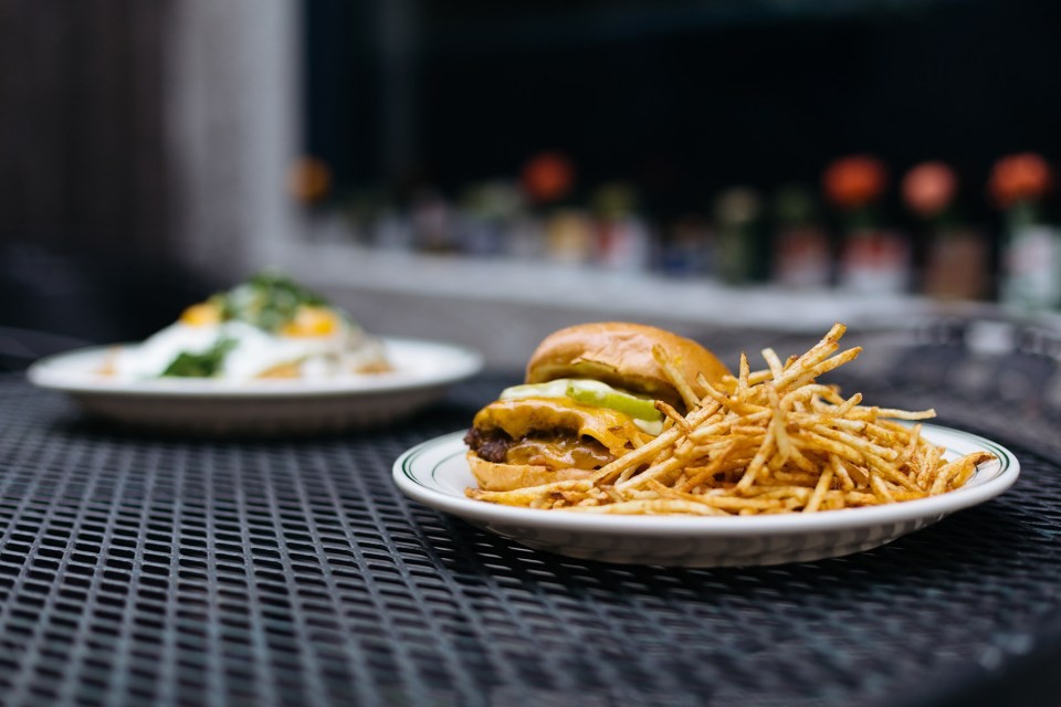 Brittni Bell Photo Denver Food and Lifestyle Photographer Burger 1