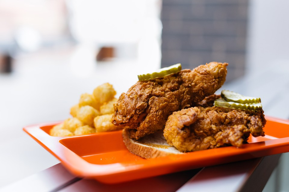 Brittni Bell Photo Denver Food and Lifestyle Photographer Milk Market Fried Chicken 10