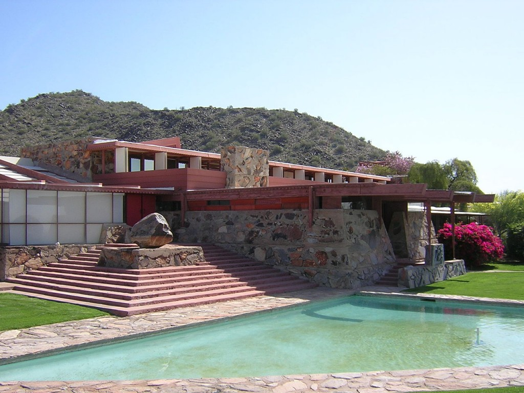 Frank Lloyd Wright S Organic Architecture Green Design