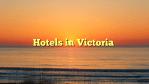 Hotels in Victoria