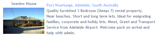 Seaview Hhouse, Noarlunga, Adelaide