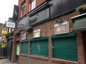 Club 414, in Coldharbour Lane, had its license handed back by Lambeth council. Pic by Brixton Blog