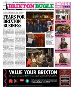 Brixton Bugle December 16 front page