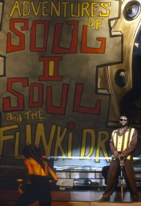 Soul II Soul at Brixton Academy (Photo: Justin Thomas)
