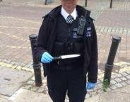 police day knife