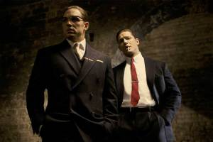 Tom Hardy as Krays