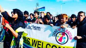 Stand Up to Racism at Calais