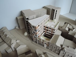 Proposed Walbury development in Stockwell Green