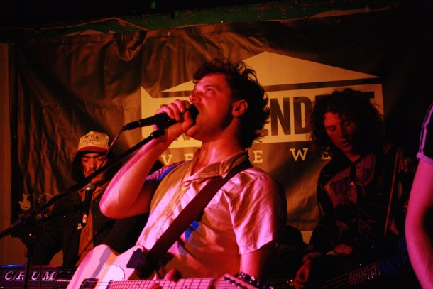 The Phobophobes at Windmill Brixton. Photo by Holly Whitaker
