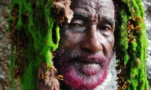 Lee Scratch Perry. Photograph courtesy of MFN musicfilmnetwork