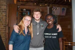 Advocacy Academy winners