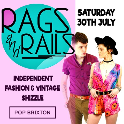 rags and rails pop