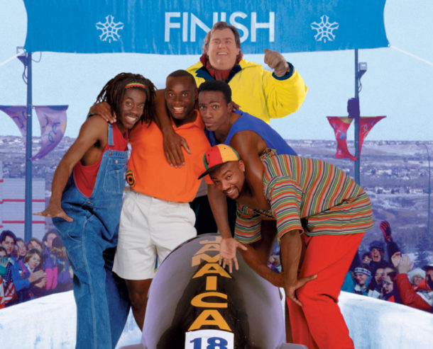 Head to Pop Fields to see Olympic classic Cool Runnings on Tuesday 9