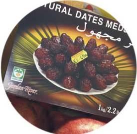 Mejool dates