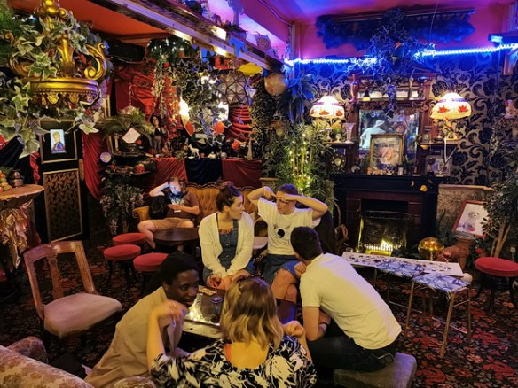 In photos: Live music and bar room kitsch at the Cavendish