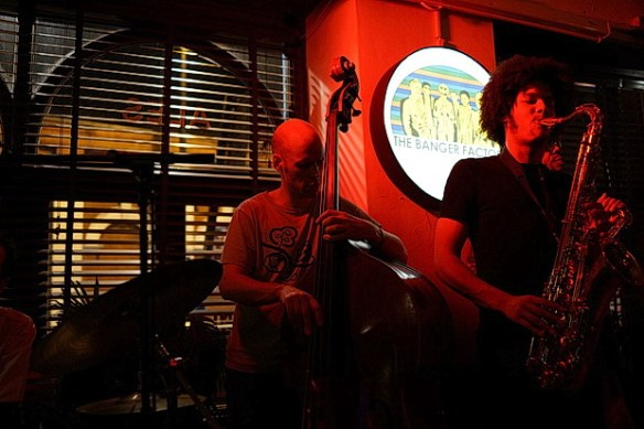 In photos: Thursday night live jazz at Brixton's Prince of
