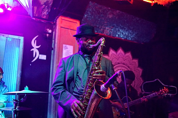Sunday night in Brixton: Live jazz, reggae and soul with the Grass