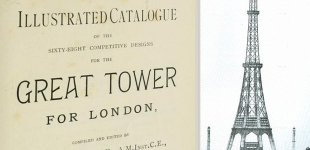 Gasp at the south London entries for the 1890 Great Tower Of London competition