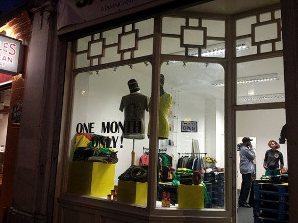 Jamrock Jamaican pop-up store opens on Coldharbour Lane