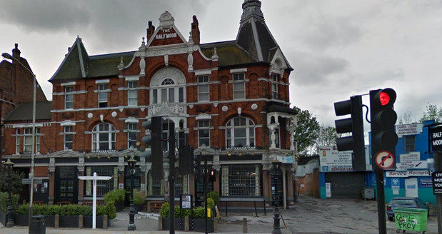 Future Of The Half Moon Pub In Herne Hill In Serious Doubt