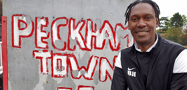 Watch Peckham Town's last two games of the season on Sat 12th and Tues 15th  May 2018