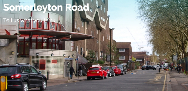 Somerleyton Road construction work expected to start in April 2016