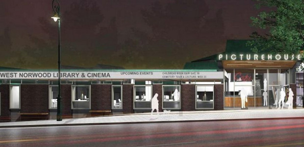 Lambeth approves West Norwood Cinema Complex