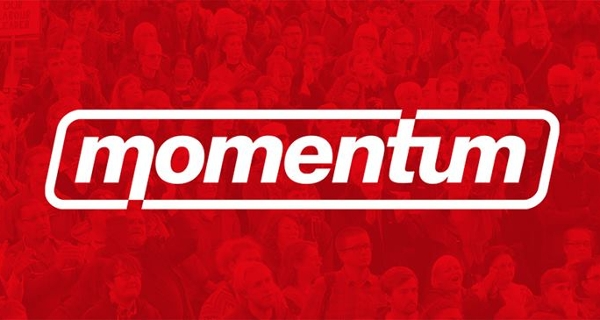 Image result for momentum labour